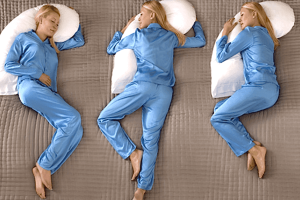 How is Your Sleeping Position Affecting Your Snoring?