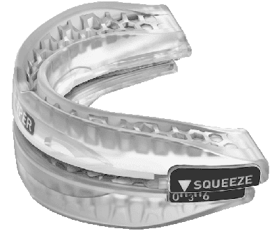 snorerx anti snoring mouthpiece