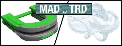 MAD vs TRD