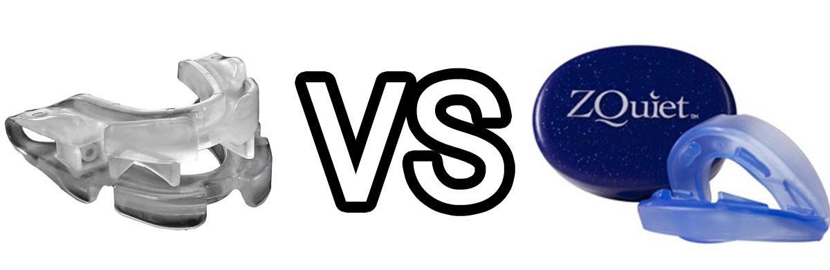 VitalSleep vs. ZQuiet
