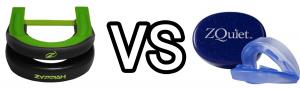 Zyppah vs. ZQuiet