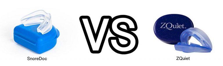 SnoreDoc vs. ZQuiet