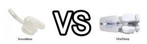 SnoreMate vs. VitalSleep
