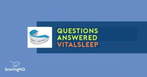 14 Questions Answered About VitalSleep