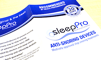 Sleep Pro Mouthpiece