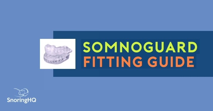 SomnoGuard Fitting Guide