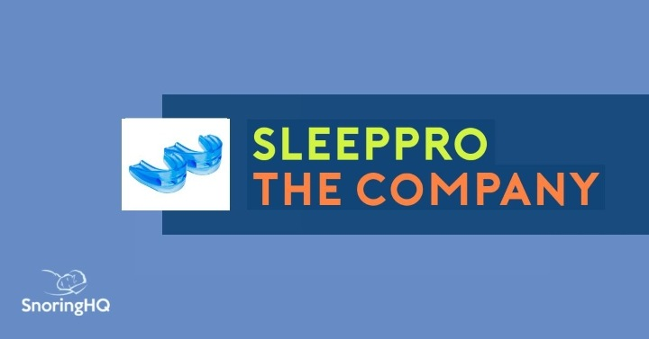 The Company Behind SleepPro