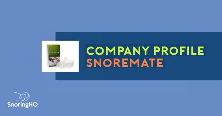 SnoreMate: Company Profile and Refund Information