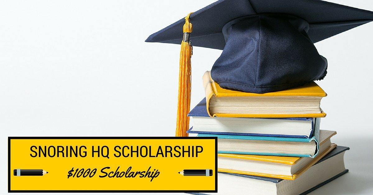 Snoring HQ Scholarship
