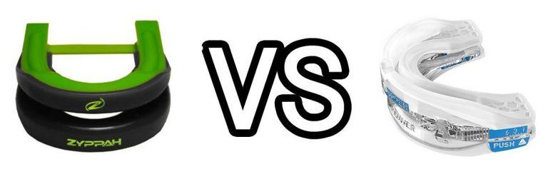 Zyppah vs SnoreRx