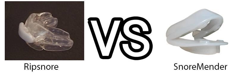 Ripsnore vs SnoreMender