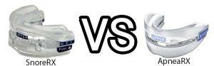 ApneaRX vs SnoreRX