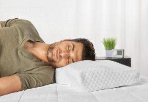 Sharper Image Anti Snoring Pillow