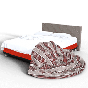 bed with no snoring