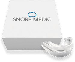 snore medic box and device