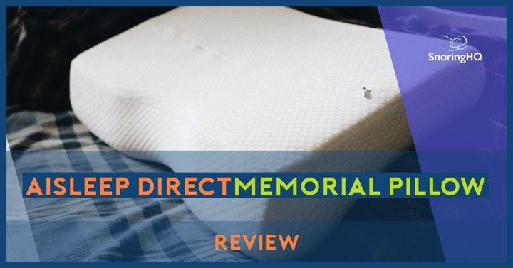 AiSleep Direct Pillow Review