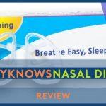 WoodyKnows Nasal Dilator