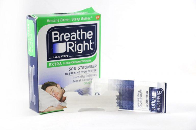 Snoring Aids: Nasal Strips vs. Nasal Dilators