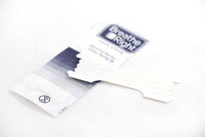 package of nasal strips
