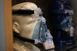 cpap mask setup