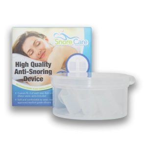 Review of SnoreCare Nose Vents