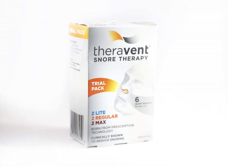 Theravent Sleep Study Results