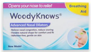 WoodyKnows Snoring Aid