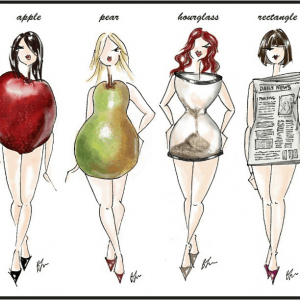 different pillows for body types