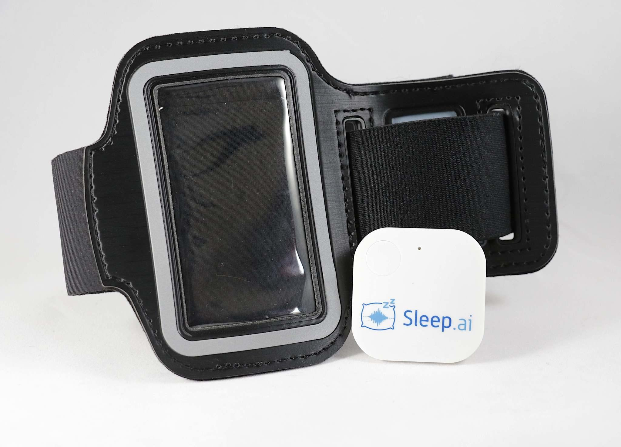 Sleep.AI Wearable Review for Snoring