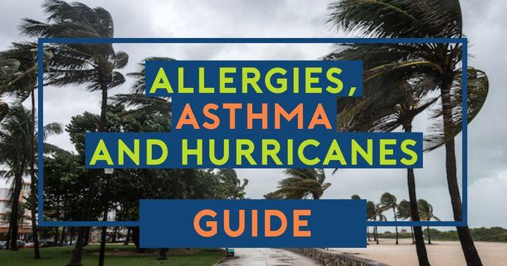 Hurricanes stir up asthma