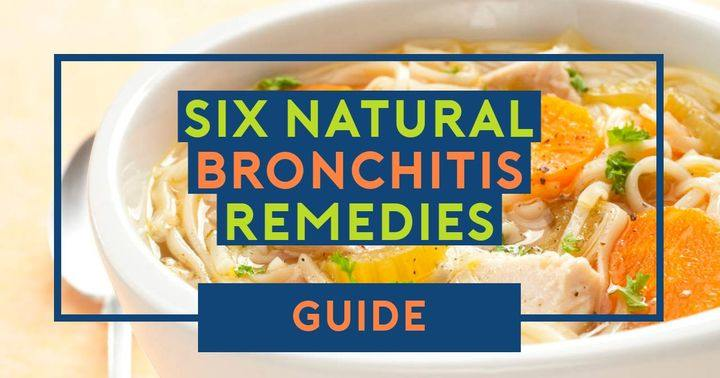 alleviate bronchitis symptoms with natural remedies