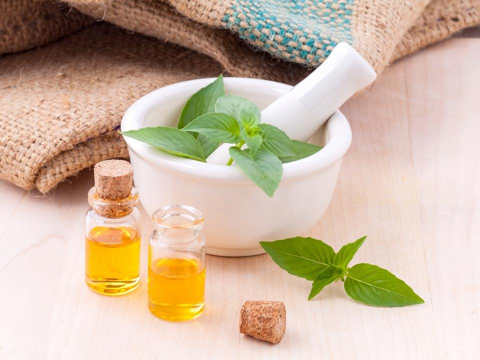 making essential oils at home
