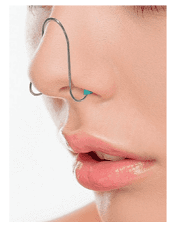 using the Respitec nasal dilator