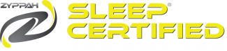 sleep certified logo