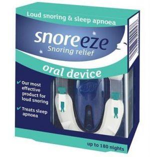 snoreeze box