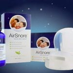 airsnore mouthpiece and anti snoring drops