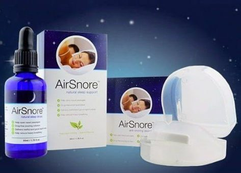AirSnore: Fitting & Adjusting