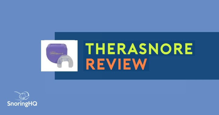TheraSnore Mouthpiece Review