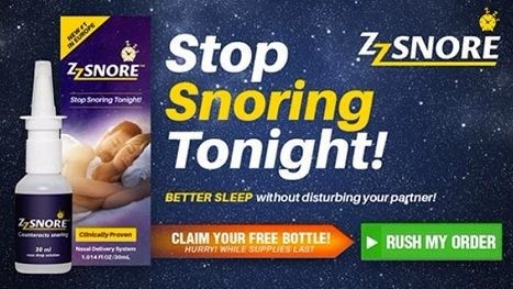 ZZSnore Anti-Snoring Solution