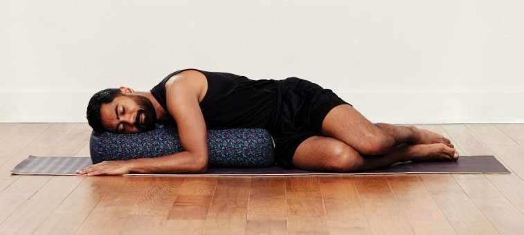 Yoga Moves That Help Stop Snoring